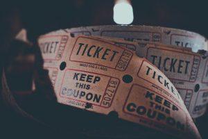 Ticket roll