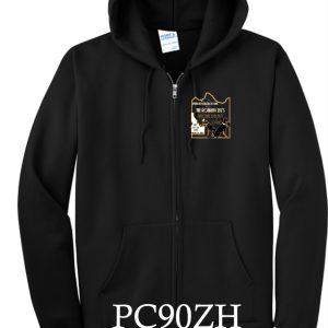 Essential Full Zip Hoodie