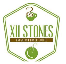 XII Stones logo